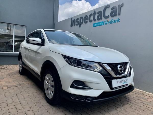 2018 Nissan Qashqai 1.2T Visia Gauteng Pretoria_0