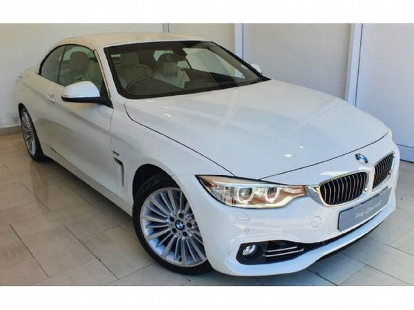 2016 BMW 4 Series 428i Convertible Luxury Line Auto Western Cape Cape Town_0