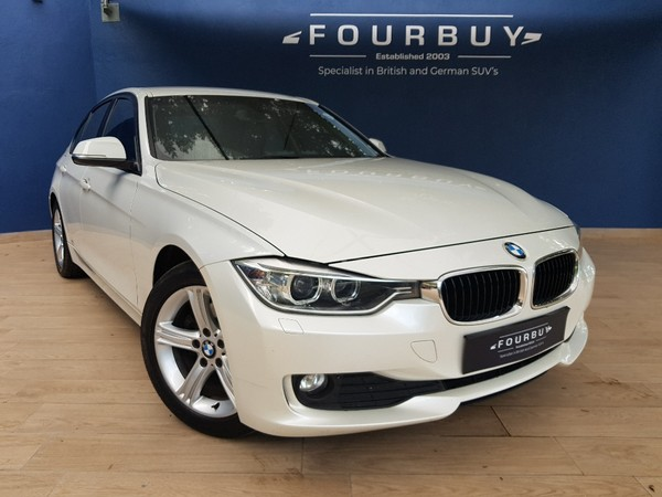 2012 BMW 3 Series 320d At f30  Gauteng Four Ways_0