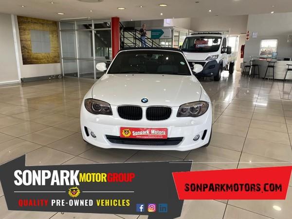 2012 BMW 1 Series 120i Convertible At  Mpumalanga Nelspruit_0