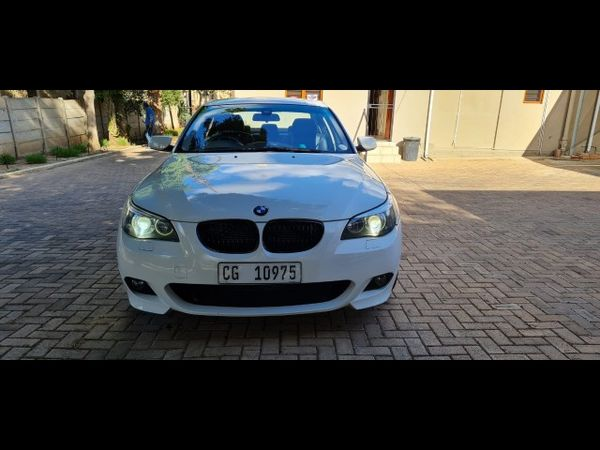 2004 BMW 5 Series BMW 545I V8 Automatic  One owner vehicle Western Cape Cape Town_0