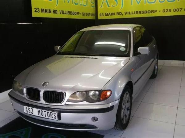 2004 BMW 3 Series 318ti At e46  Western Cape Villiersdorp_0