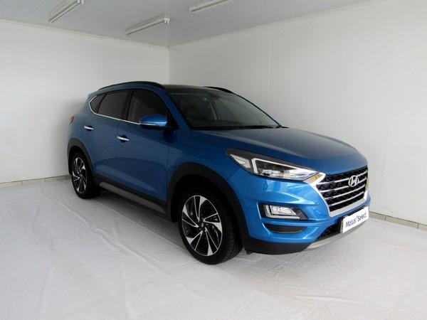 2021 Hyundai Tucson 2.0 CRDi ELITE AT Limpopo Polokwane_0