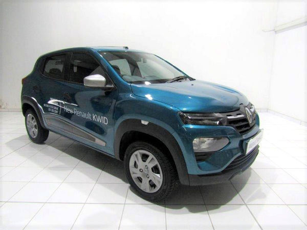 2021 Renault Kwid 1.0 Dynamique 5-Door AMT Kwazulu Natal Pinetown_0