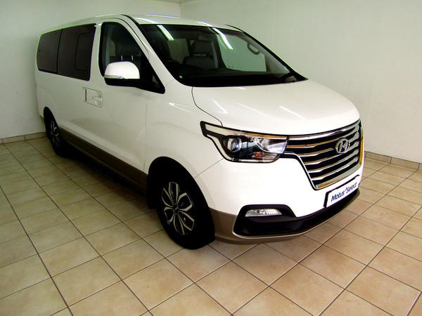 2019 Hyundai H1 2.5 CRDI Wagon Auto Limpopo Polokwane_0