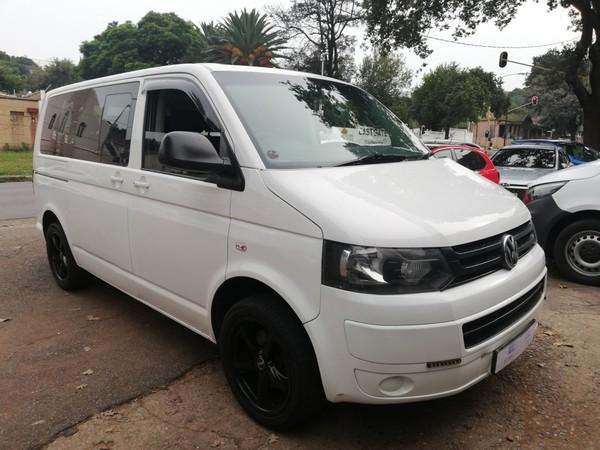2012 Volkswagen Transporter T5 Cbus 2.0 Tdi 75kw Lwb  Fc Pv  Gauteng Johannesburg_0
