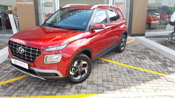 2021 Hyundai Venue 1.0 TGDI Fluid DCT Gauteng Randburg_0