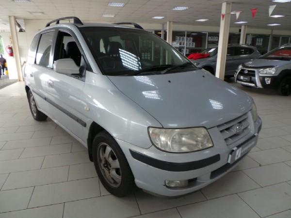 2005 Hyundai Matrix 1.8  Gauteng Alberton_0