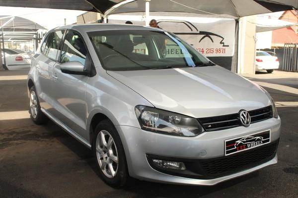 2014 Volkswagen Polo 1.6 Comfortline 5dr  Gauteng Johannesburg_0