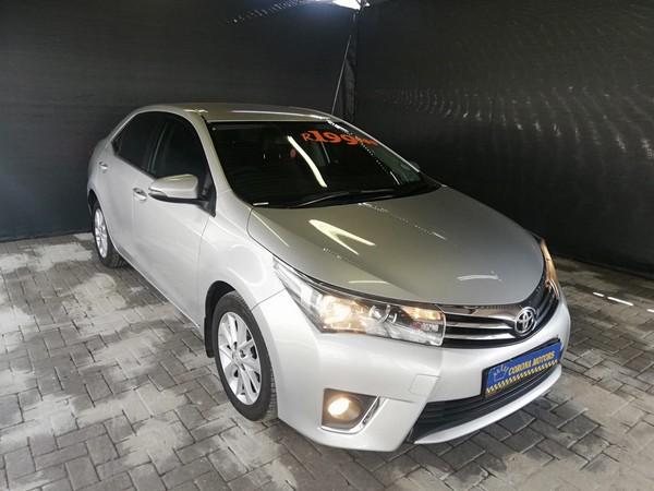 2014 Toyota Corolla Exclusive Gauteng Pretoria_0