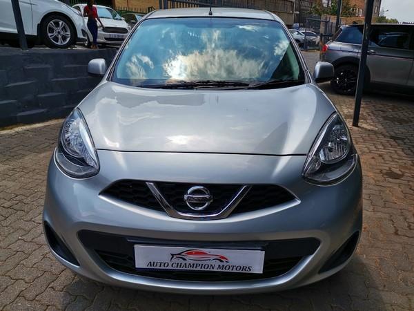 2018 Nissan Micra 1.2 Active Visia Gauteng Johannesburg_0