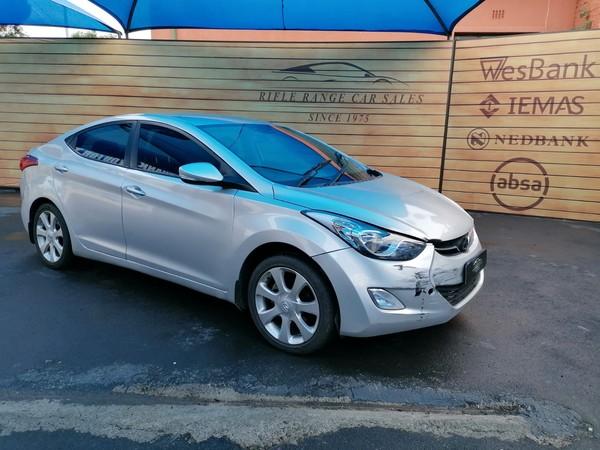 2011 Hyundai Elantra 1.8 Gls At  Gauteng Rosettenville_0