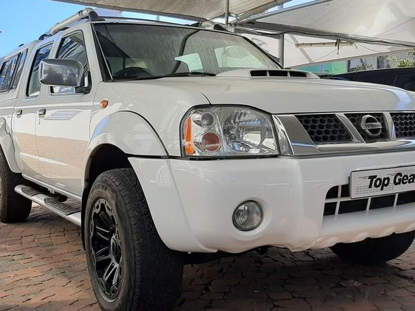 2016 Nissan NP300 Hardbody 2.5 TDi HI-RIDER Double Cab Bakkie Western Cape Cape Town_0