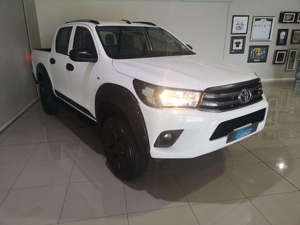 2016 Toyota Hilux 2.7 VVTi RB SRX Double Cab Bakkie Western Cape Goodwood_0