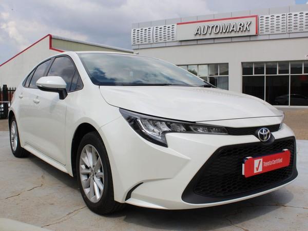 2020 Toyota Corolla 1.8 XS CVT Gauteng Roodepoort_0