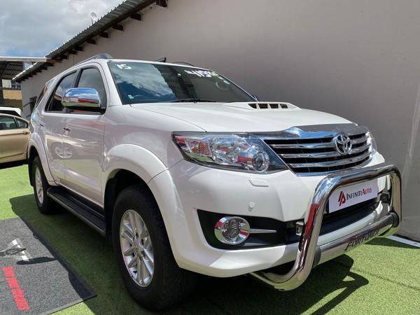 2015 Toyota Fortuner 3.0d-4d Rb At  Gauteng Boksburg_0