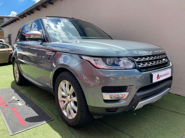 2014 Land Rover Range Rover Sport 4.4 SDV8 HSE Gauteng Boksburg_0