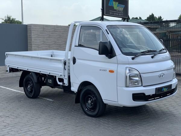 2021 Hyundai H100 Bakkie 2.6d Fc Ds  Gauteng Johannesburg_0