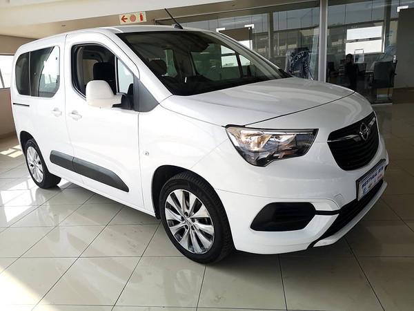 2021 Opel Combo Life Enjoy 1.6TD FC PV North West Province Rustenburg_0