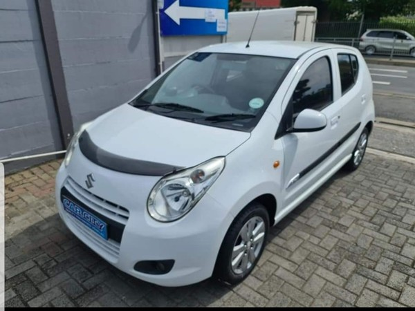 2011 Suzuki Alto 2011 SUZUKI ALTO 1.0 GLS Eastern Cape East London_0
