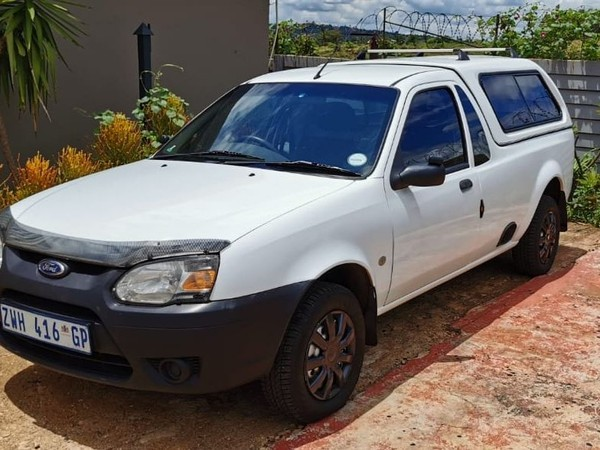 2010 Ford Bantam 1.3i Ac Pu Sc  Gauteng Centurion_0