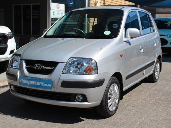 2011 Hyundai Atos 1.1 Gls  Western Cape Bellville_0