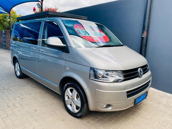 2013 Volkswagen Caravelle 2.0 Bitdi Dsg 4motion  Gauteng Pretoria_0