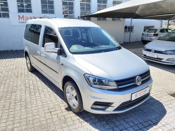 2018 Volkswagen Caddy MAXI 2.0 TDi Trendline Western Cape Kuils River_0