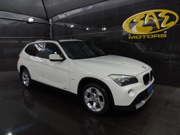 2011 BMW X1 Sdrive20d  Gauteng Vereeniging_0