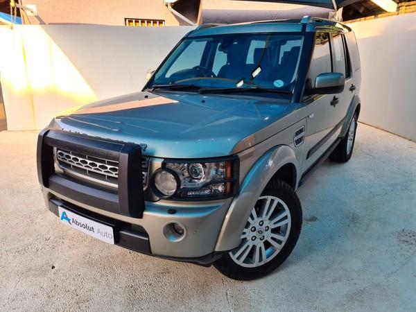 2012 Land Rover Discovery 4 3.0 Tdv6 Se  Gauteng Randburg_0
