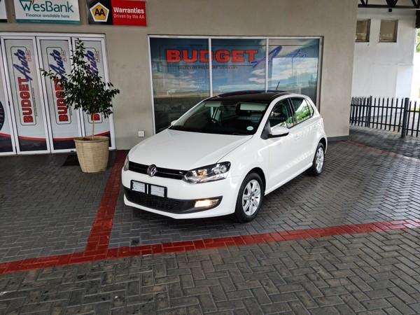 2013 Volkswagen Polo 1.4 Comfortline  Mpumalanga Nelspruit_0