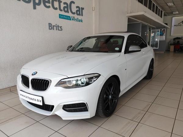 2018 BMW 2 Series M240i Auto North West Province Brits_0