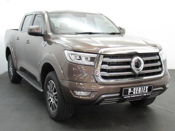 2021 GWM P-Series PV 2.0TD LS Auto Double Cab Bakkie Gauteng Edenvale_0