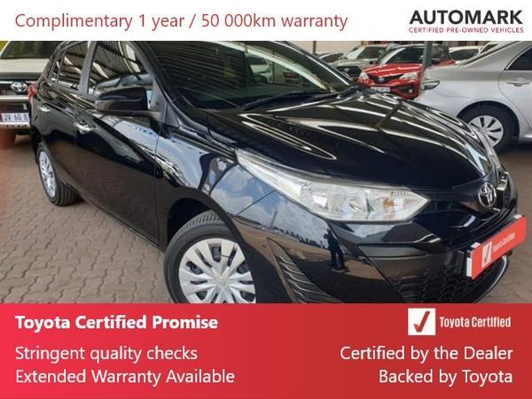 2020 Toyota Yaris 1.5 Xi 5-Door Gauteng Boksburg_0