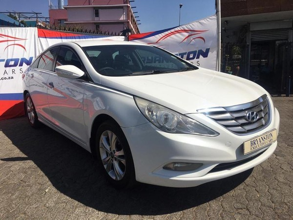 2012 Hyundai Sonata 2.4 Gls Executive At  Gauteng Randburg_0