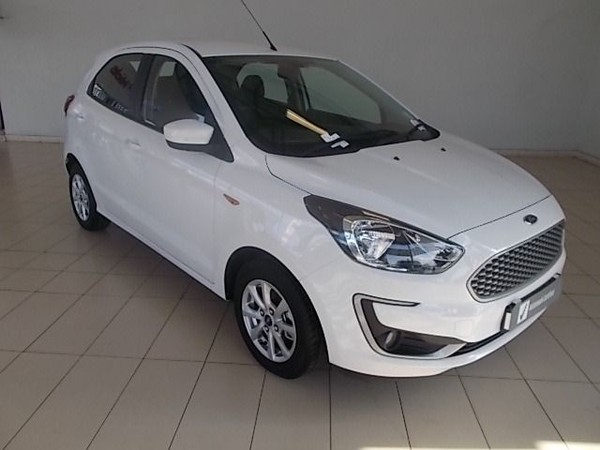2020 Ford Figo 1.5Ti VCT Trend North West Province Potchefstroom_0