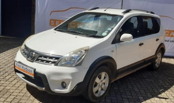 2012 Nissan Livina 1.6 Acenta X-gear  Mpumalanga Nelspruit_0
