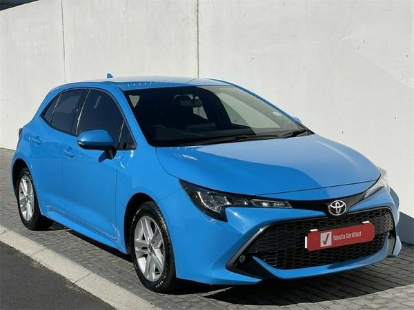2020 Toyota Corolla 1.2T XS CVT 5-Door Western Cape Table View_0