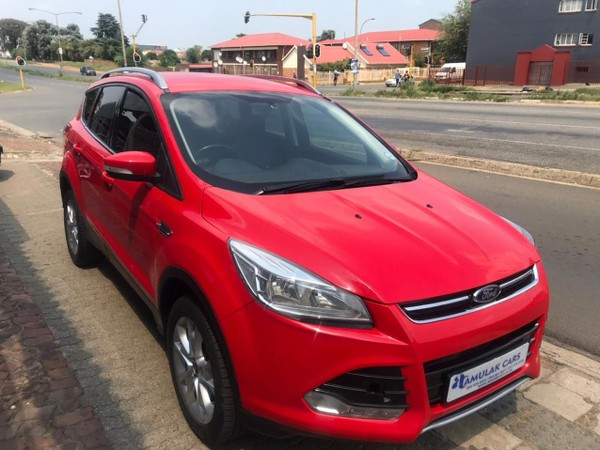 2015 Ford Kuga 1.5 Ecoboost Ambiente Auto Gauteng Kempton Park_0
