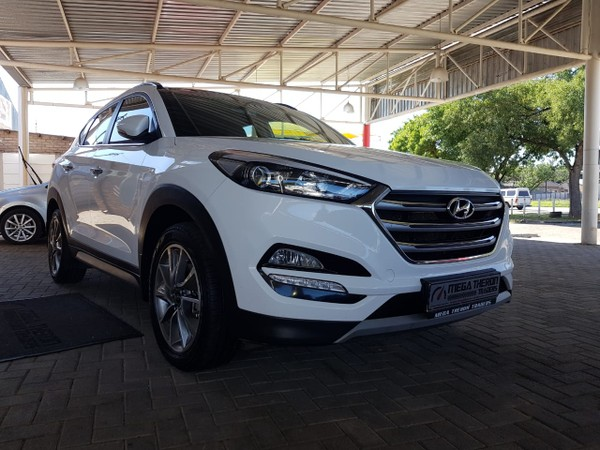 2018 Hyundai Tucson 2.0 CRDi ELITE AT North West Province Klerksdorp_0