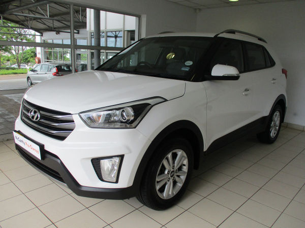 2017 Hyundai Creta 1.6 Executive Auto Kwazulu Natal Umhlanga Rocks_0