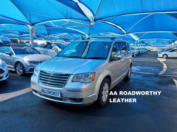 2010 Chrysler Grand Voyager 2.8 Limited At  Gauteng Randburg_0
