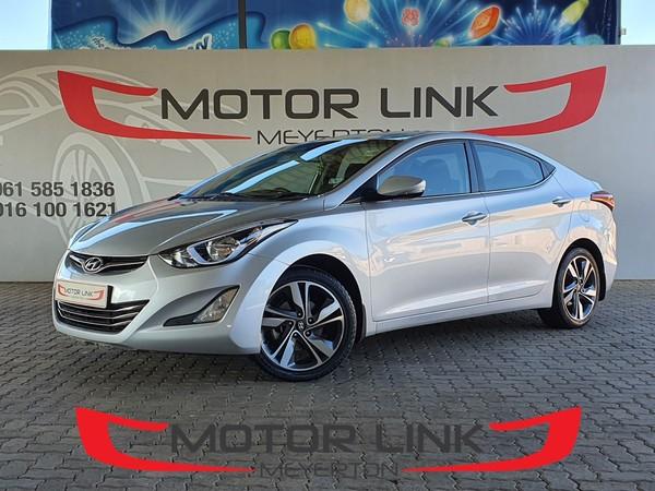 2014 Hyundai Elantra 1.6 Gls  Gauteng Meyerton_0