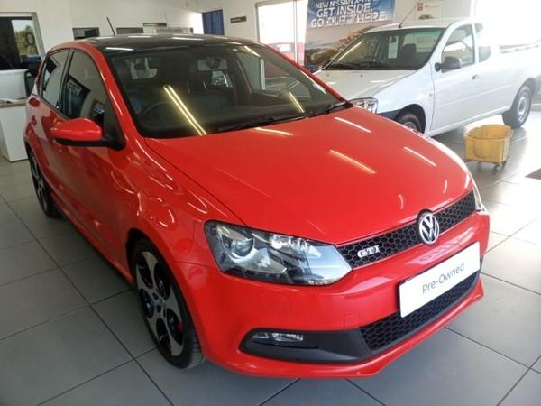 2014 Volkswagen Polo Gti 1.4tsi Dsg  Gauteng Randfontein_0