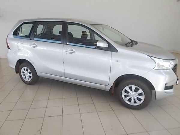 2020 Toyota Avanza 1.5 SX North West Province Potchefstroom_0