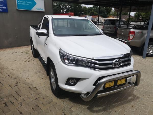 2017 Toyota Hilux 2.8 GD-6 RB Raider Single Cab Bakkie Limpopo Polokwane_0