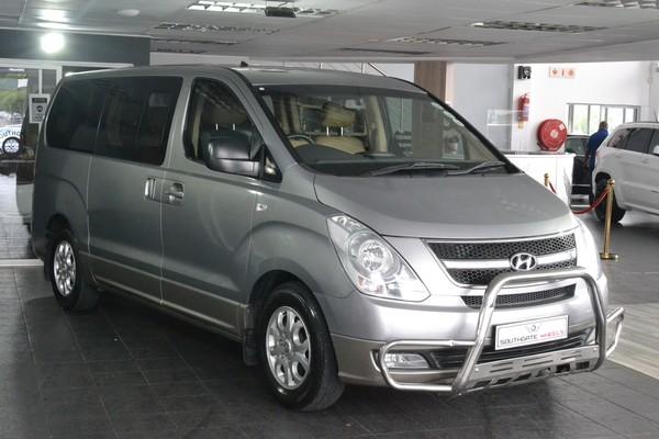 2012 Hyundai H1 2.5 Crdi Wagon At  Gauteng Roodepoort_0