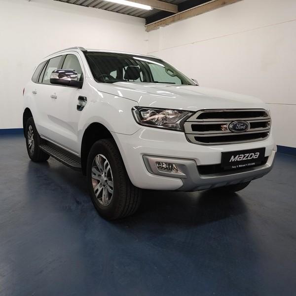2019 Ford Everest 2.2 TDCi XLT Auto Gauteng Germiston_0