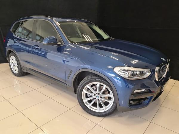 2018 BMW X3 xDRIVE 20d G01 Western Cape George_0