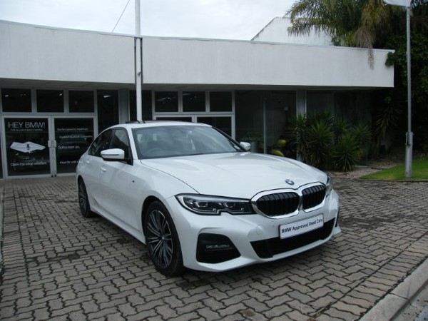 2019 BMW 3 Series 320D M Sport Launch Edition Auto G20 Western Cape George_0